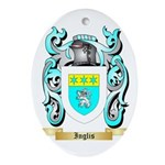 Inglis (Scotland) Ornament (Oval)