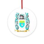 Inglis (Scotland) Ornament (Round)