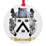 Ingleton Round Ornament