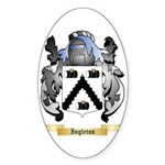 Ingleton Sticker (Oval 10 pk)