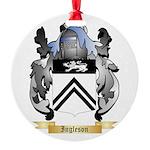 Ingleson Round Ornament