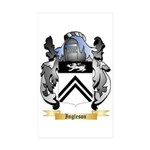Ingleson Sticker (Rectangle 10 pk)