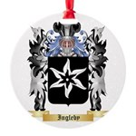 Ingleby Round Ornament