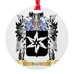 Ingilby Round Ornament