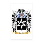 Ingilby Sticker (Rectangle 10 pk)