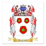 Inghster Square Car Magnet 3