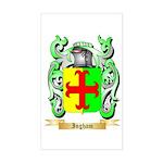 Ingham Sticker (Rectangle)