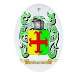 Ingham Ornament (Oval)