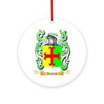 Ingham Ornament (Round)
