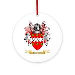 Ingersole Ornament (Round)
