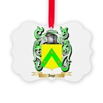 Inge Picture Ornament
