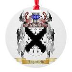 Ingarfield Round Ornament