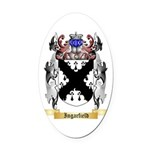 Ingarfield Oval Car Magnet
