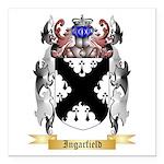 Ingarfield Square Car Magnet 3