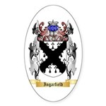 Ingarfield Sticker (Oval)