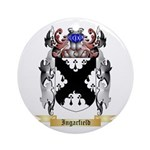 Ingarfield Ornament (Round)
