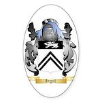 Ingall Sticker (Oval 50 pk)