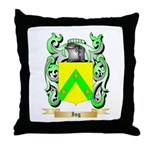 Ing Throw Pillow