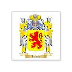 Infante Square Sticker 3