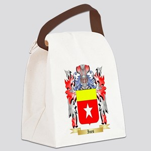 Ines Canvas Lunch Bag