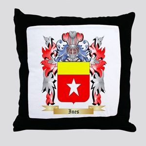 Ines Throw Pillow