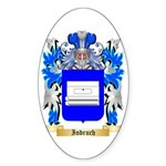 Indruch Sticker (Oval 50 pk)