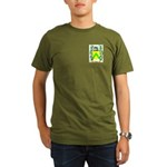 Indge Organic Men's T-Shirt (dark)