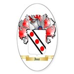 Ince Sticker (Oval 10 pk)