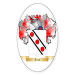 Ince Sticker (Oval 50 pk)