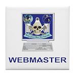 Masonic Webmaster. Spreading the word. Tile Coaste