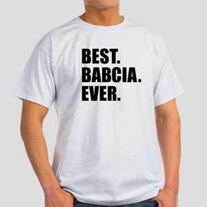Best. Babcia. Ever. T-Shirt