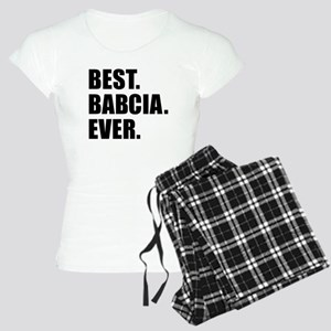 Best. Babcia. Ever. Pajamas