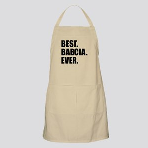 Best. Babcia. Ever. Apron