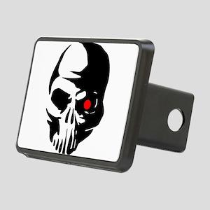 Cyborg Terminator Cyber Ro Rectangular Hitch Cover