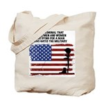 Brave Dying Tote Bag