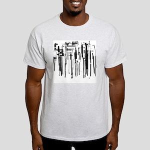 Abstract City Light T-Shirt
