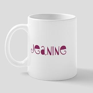 Jeanine Mug