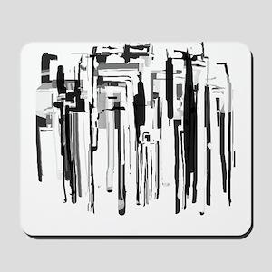 Abstract City Mousepad