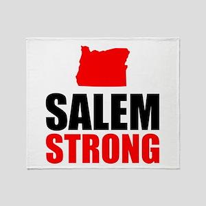 Salem Strong Throw Blanket