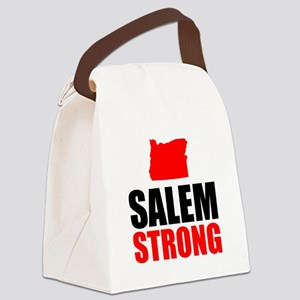 Salem Strong Canvas Lunch Bag