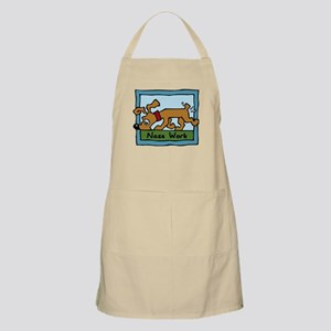 Nose Work Puppy Sniffing Apron