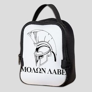 Spartan Greek Molon Labe Come and Take it Neoprene
