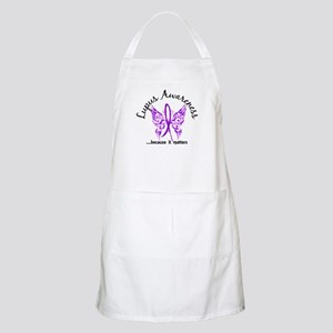 Lupus Butterfly 6.1 Apron