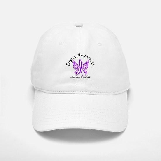 Lupus Butterfly 6.1 Baseball Baseball Cap