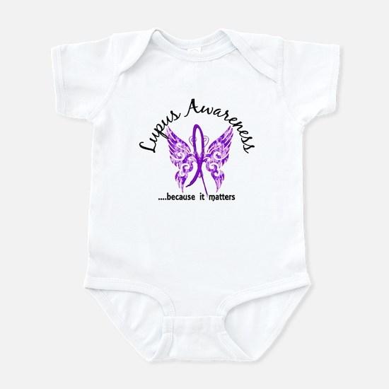 Lupus Butterfly 6.1 Infant Bodysuit