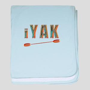 iYak baby blanket