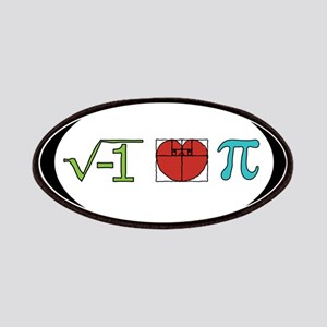 I Love Pi Patches
