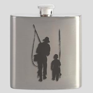 Going Fishing Flask