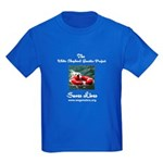 WGSP Saves Lives Kids Dark T-Shirt