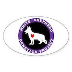 WGSP Sticker (Oval)